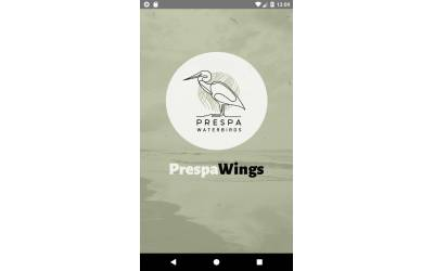 "The smart phone application ""PrespaWings"" is available for downloading!"